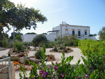 Photo for Sea Apartment in Masseria with pool