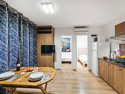 Photo for Vacation home Camping Belvedere in Trogir/Vranjica - 7 persons, 3 bedrooms