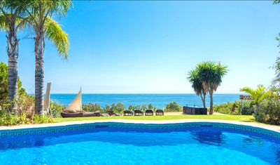 Photo for VILLA CABOPINO - STUNNING VIEWS - PRIVATE POOL AND JACUZZI - PEACE & TRANQUILITY