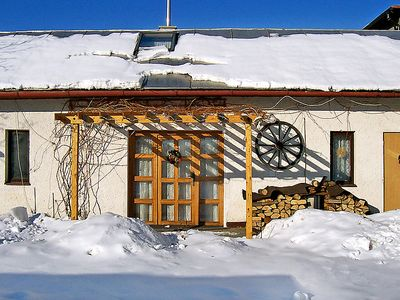 Photo for Lhotka nad Becvou Holiday Home, Sleeps 4 with Pool
