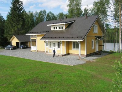 Photo for Vacation home Mielikki in Kuopio - 11 persons, 4 bedrooms