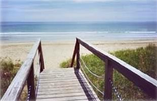 Your Own Private Access to Old Orchard's 7 Mile Sandy Beach.