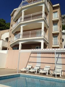 Photo for APARTMENT WITH SWIMMING POOL, dogs welcome