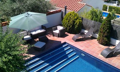 Photo for L'Escala Costa Brava - Villa rental for 10 people with swimming pool