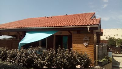 Photo for THE LITTLE HOUSE OF THE DUNE - 2 bedrooms - IMMEDIATE BEACH access