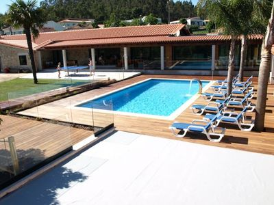 Photo for Bagunte Villa, Sleeps 10 with Pool and WiFi