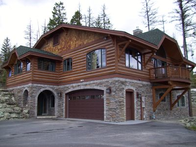 Photo for Beargrass Lodge, true ski in ski out, this home is in immaculate condition