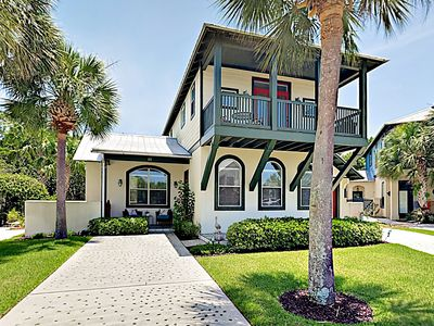 Photo for New Listing! Quiet Haven: 350 Yards to Beach, Near Aquatic Center & Waterpark