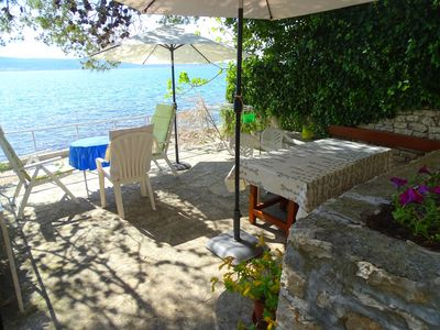 Photo for Holiday home Bonaca directly on beach