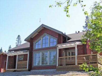 Photo for Vacation home Sopukka in Sotkamo - 12 persons, 4 bedrooms