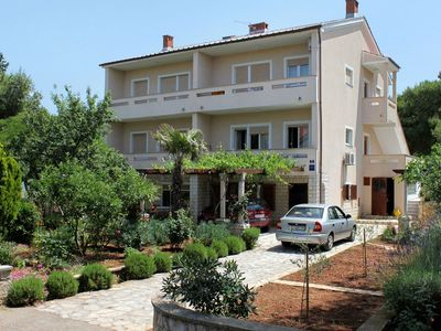 Photo for Apartment in Punat (Krk), capacity 4+0