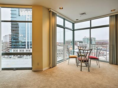 Photo for NEW! Charming High-Rise Condo in Downtown Boise!