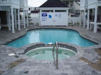 Photo for Beach Block with pool