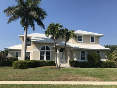 Photo for LOCATION! AT TIGERTAIL BEACH ENTRANCE! Heated Pool, Waterfront,  Dock.