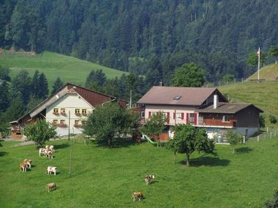 Photo for Holiday house Menzberg for 6 - 9 persons with 4 bedrooms - farmhouse