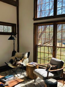 Photo for Cool Barn reno with views. 5 mins to hike, restaurants, fishing...