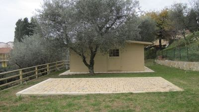 Photo for 1BR Chalet Vacation Rental in Massarosa
