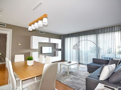 Photo for Luz and Mar Forum 10 min walking beach