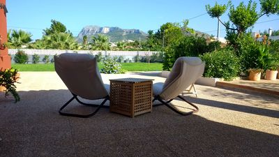 Photo for Quiet house 4 km from Denia and 3 km from the beach