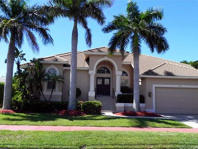 Photo for Welcome to our Malibu Canal Front pool home near Lido beach 4 BR / 3 BA  Sleeps 8