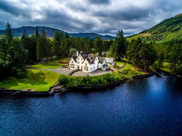 Loch Lomond and The Trossachs National Park, Scotland, United Kingdom