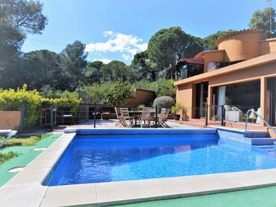 Photo for House 250m², Palamos, private pool, ideal for families