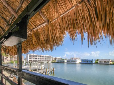 Photo for Oceanview condo with shared pool - walk to the beach and dining