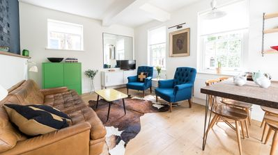 Photo for 2 Double Bedroom Garden Flat Near Portobello Road
