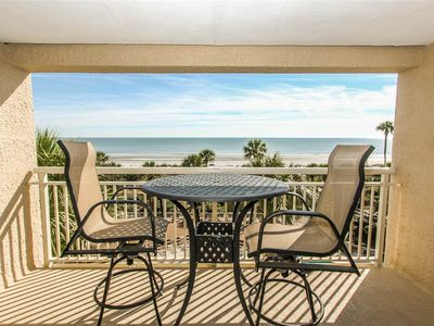 Photo for 448 Captain's Walk | Direct Oceanfront | Heated Complex Pool | Children's Pool | Palmetto Dunes