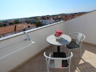 Photo for Apartment 327 m from the center of Rovinj with Air conditioning, Balcony (523604)