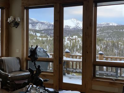 Photo for Mountain Top Ski Chalet With Access To Lodge And All Its Amenities