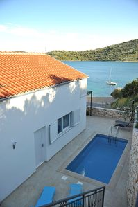 Photo for ctvi167- Holiday home with outdoor pool, 4 bedrooms, a living room, kitchen, dining room