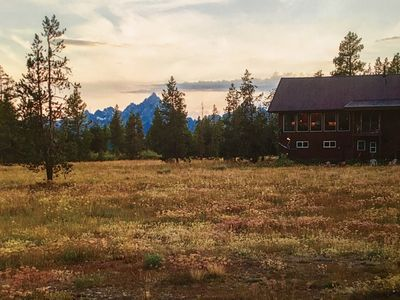 Photo for Hide away in Teton National Forest, Secluded, Peaceful & Serene