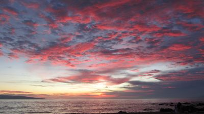 Photo for 180 Degree Sunset/Moonset Oceanview Maui Best Swimming Beach