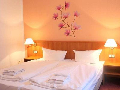 "Photo for Double room with terrace - Pension ""Wald und See"""