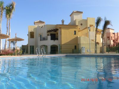 Photo for Residence ¨PUNTA MARINA¨¨ built in high quality standards, quiet location