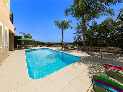 Photo for Villa Apollonia - 3 Bedroom Modern And Well Equipped Villa With Amazing Sea Views