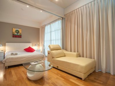 Photo for 🏢 Renovated 1BR Studio at Serviced Suites @ Emerald Hill