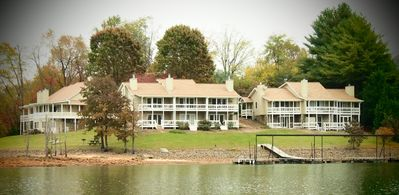 Photo for Fabulous Mountain Lake Views from Lake Chatuge Townhouse