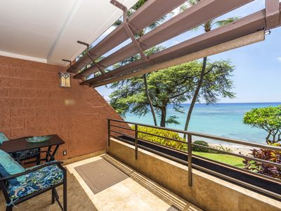 Photo for EPIC REALTY Kuleana 713 - OCEANFRONT One Bedroom Secluded Beach!