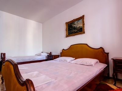 Photo for Pleasant apartment for 5 persons in Budva