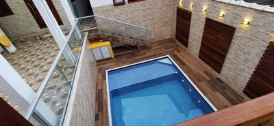 Photo for House for 10 people with Swimming Pool Praia Vermelha do Norte
