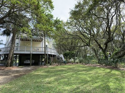 Photo for Family Friendly, Spacious Beach House just 20 minutes from downtown Charleston