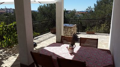 Photo for Apartment 0107SEGV  A4(2+1)  - Seget Vranjica, Riviera Trogir, Croatia