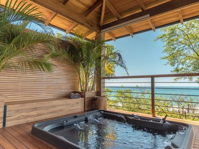 "Photo for ""Amethyst"" Studio Villa with Jacuzzi"