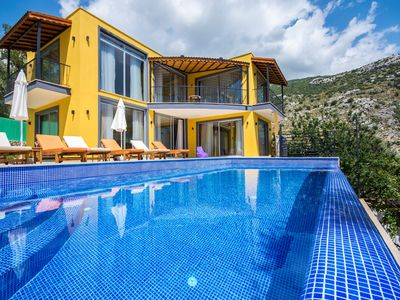 Photo for Brand New Stylish 3 Bedroom Villa with Secluded Pool in Peaceful Country Setting