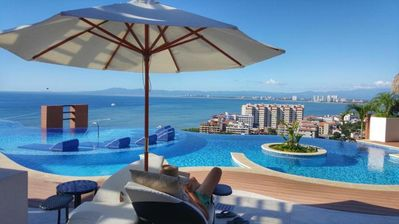 Photo for Resorts by Pinnacle, 220 Pulpito, Puerto Vallarta, Zona Romantico