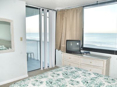 Photo for Sands Beach Club 323- Beautiful views from this oceanfront unit!!!