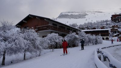 Photo for LES 2 ALPES 1600/3600 m, very nice and very comfortable RENTED Apartment SOUTH