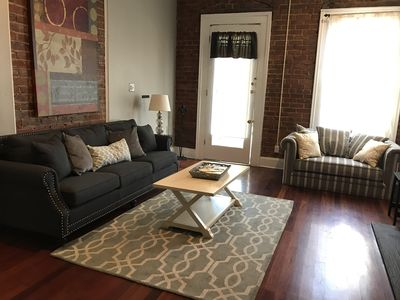 Photo for Garden District Condo, 1 block off St. Charles Ave